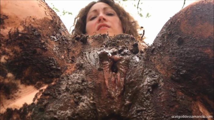 Outdoor Shit - Scat Goddess (Scat Porn) FullHD 1080p