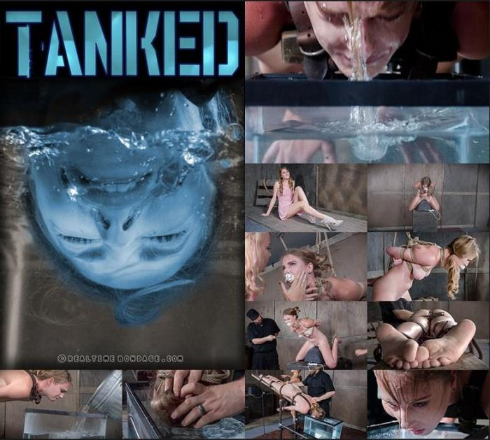 Ashley Lane - Tanked: Part 2 (RealTimeBondage) HD 720p