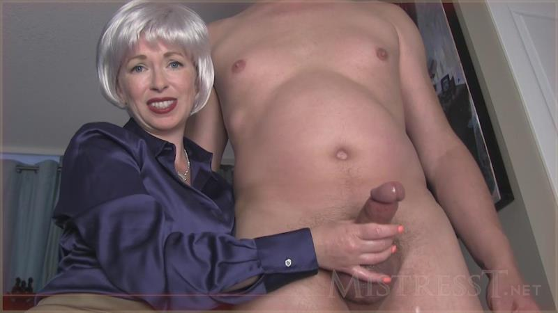 Clips4Sale: Mature cuckoldress takes younger lover - Mistress T [2014] (HD 720p)
