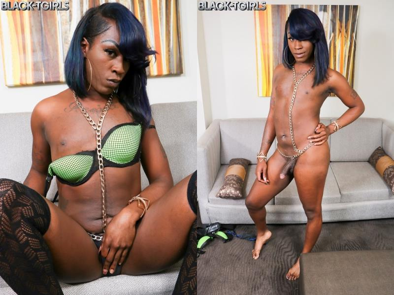 Black-TGirls.com: Meet Sexy Lewenskii! [HD] (497 MB)
