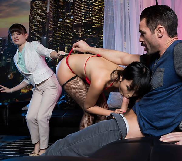 BrazzersExxtra/Brazzers - Charles Dera, Marica Hase - Dont Touch Her 4 [SD 480p]