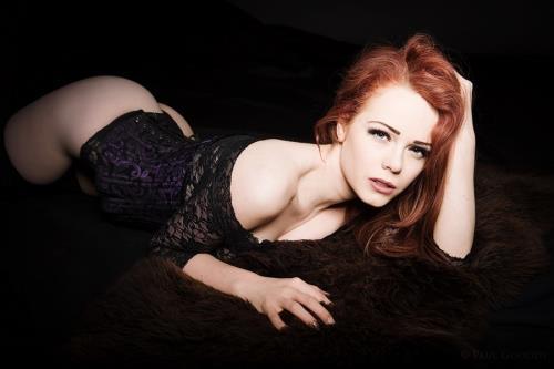 Redhead Teen Ella Hugues Is a Real Fire Cracker - Ella Hughes (SiteRip/Private/FullHD1080p)