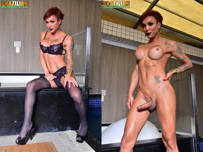 Isabelle Potter / TS Isa Potter (Brazilian-Transsexuals) HD 720p