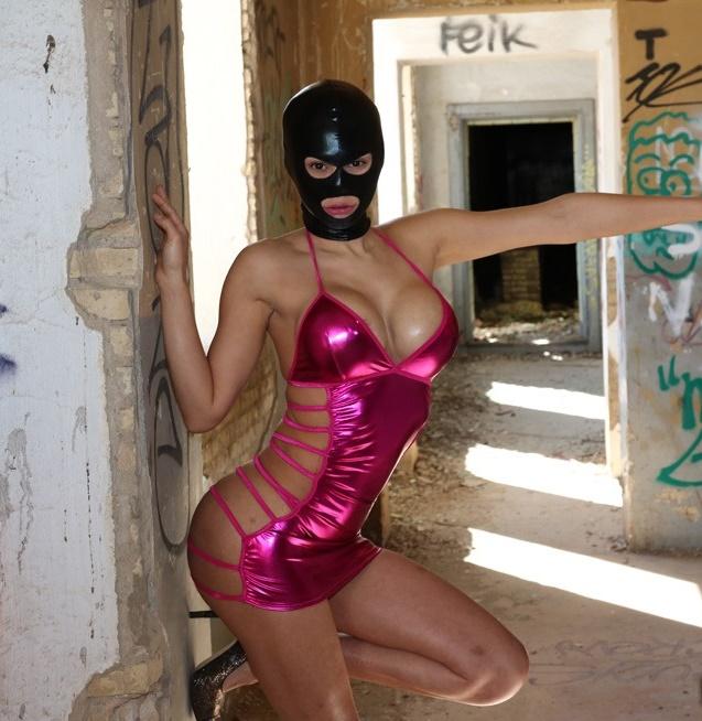 Penelope Damatrix- Anonymous fetishism  [FullHD 1080p] StreetSuckers.com/CumLouder.com