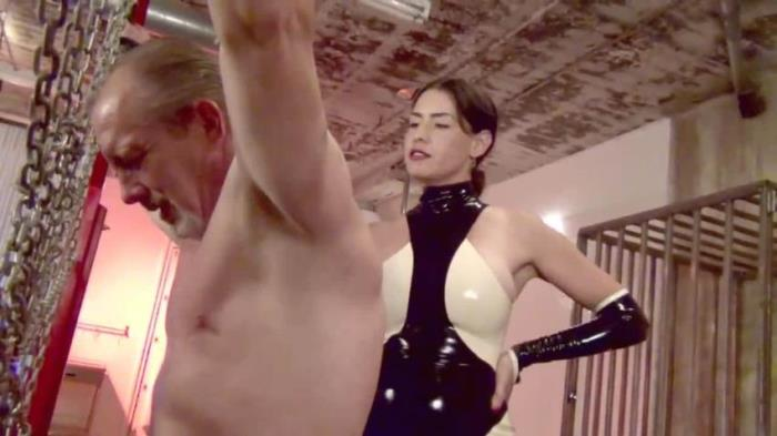 DomNation: Goddess Maxine - A Cruel Beating For All Men  [HD 720p] (137.6 Mb)