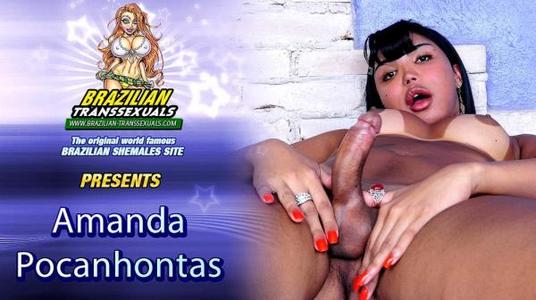 Amanda Pocahontas - Amanda Pocahontas Cums For You! [SD 480p]