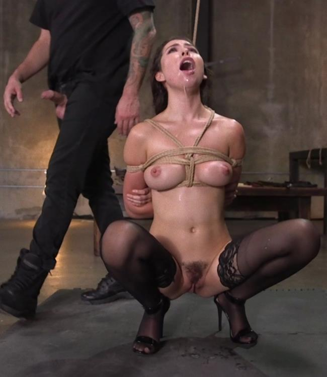 Kink/TheTrainingOfO: Melissa Moore - Training a Pain Slut: Busty Melissa Moores First Submission  [HD 720p] (2.25 Gb)