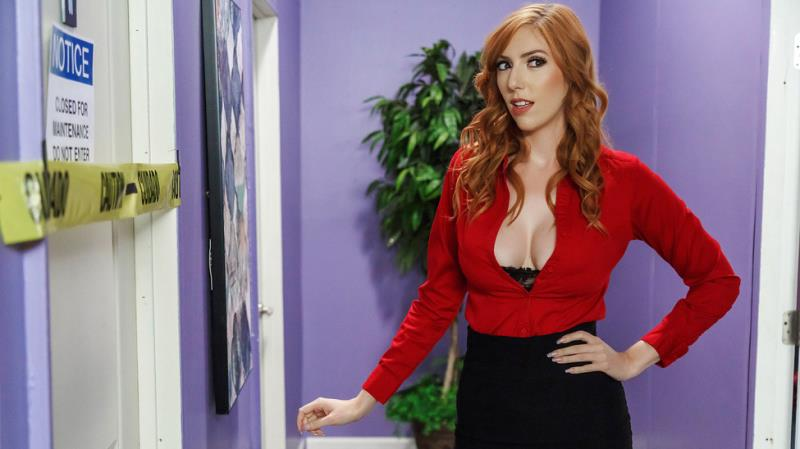 BigTitsAtWork.com / Brazzers.com: Lauren Phillips - Closed for Maintenance [SD] (308 MB)