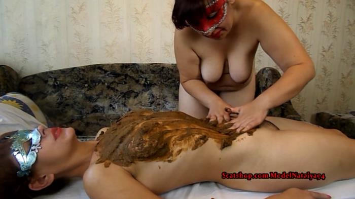A very dirty massage (Scat Porn) FullHD 1080p