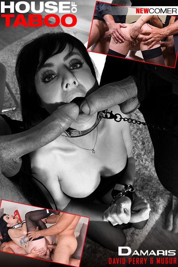 HouseOfTaboo, DDFNetwork - Damaris - Fisted, Spanked & Penetrated [SD, 360p]