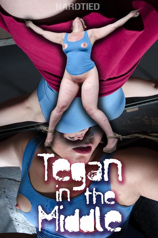 Tegan In The Middle - HardTied.com (HD, 720p)