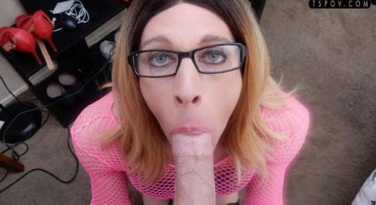 TsPov: Jessica Lynne - stop camming and suck my cock (FullHD/1080p/587 MB) 20.09.2017
