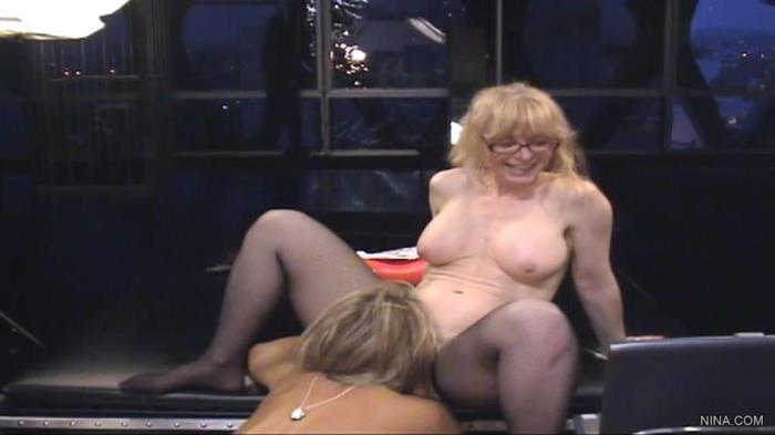 Nina Hartley and Vicky Vette HD 720p