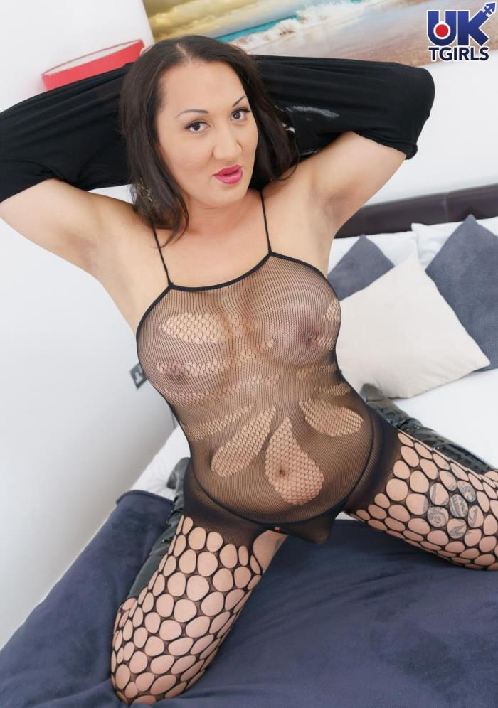 Estelle Mounty- Sumptuous Estelle Mounty Is Here  [HD 720p] UK-tgirls