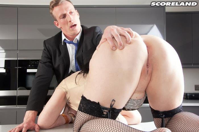 ScoreHD.com / PornMegaLoad.com / Scoreland.com - Sabrina-Jade - Big Tit Inspector [FullHD, 1080p]