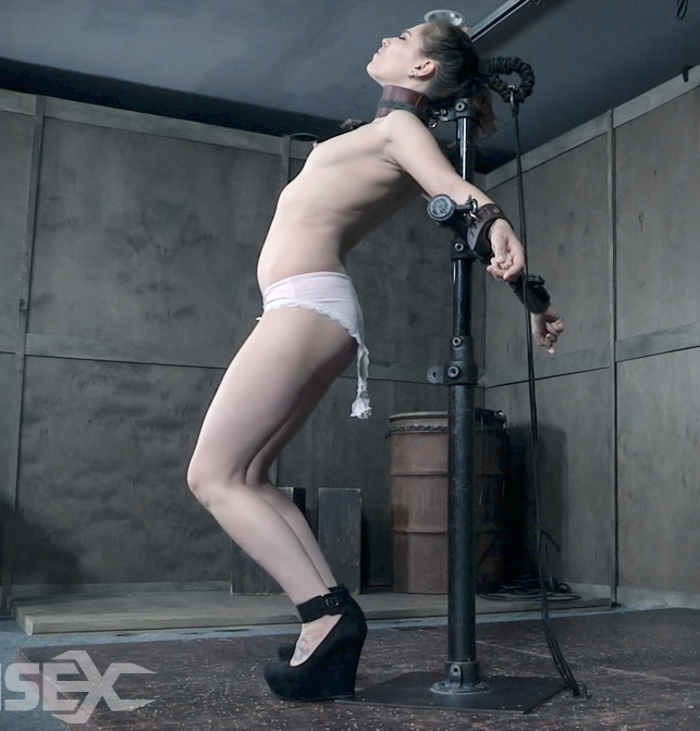 InfernalRestraints: Bobbi Dylan - Slim Chances  [HD 720p]  (Bondage, BDSM)