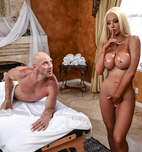 Brazzers/DirtyMasseur:  Nicolette Shea  - Massage Mirage (2017) HD  720p