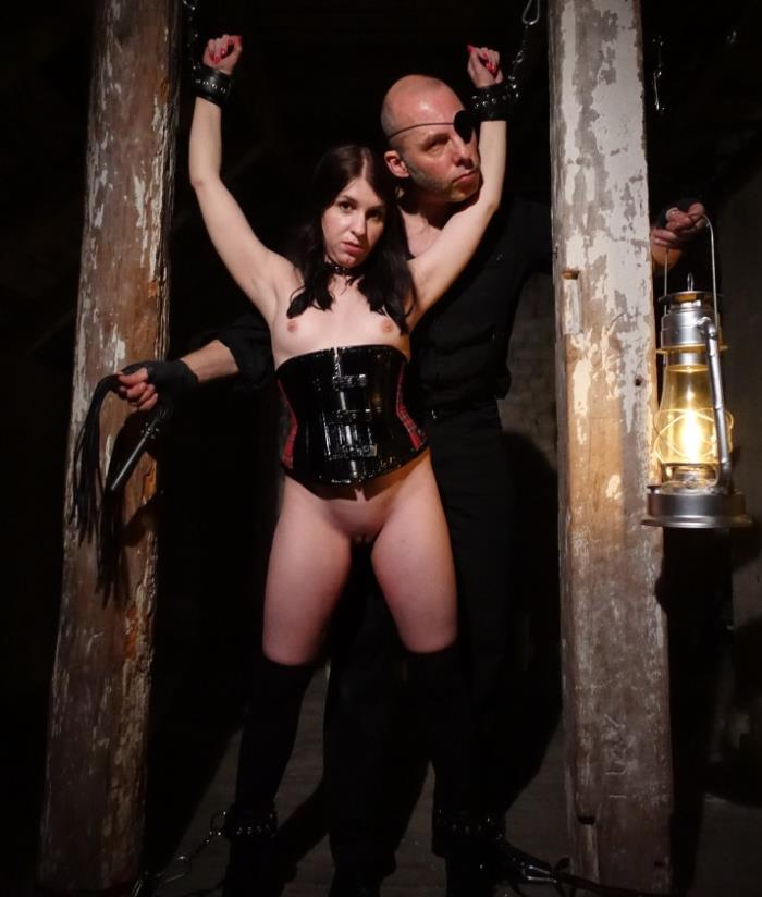 BadTimeStories/PornDoePremium - Lady Cosima, Vanessa Voxx - Hot German dominatrix Lady Cosima dominates submissive slave babe Pt 1 [HD 720p]