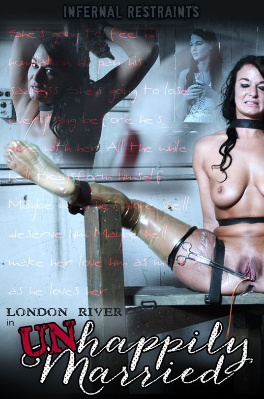 InfernalRestraints: London River - Unhappily Married Part 1  [HD 720p]  (Bondage, BDSM)