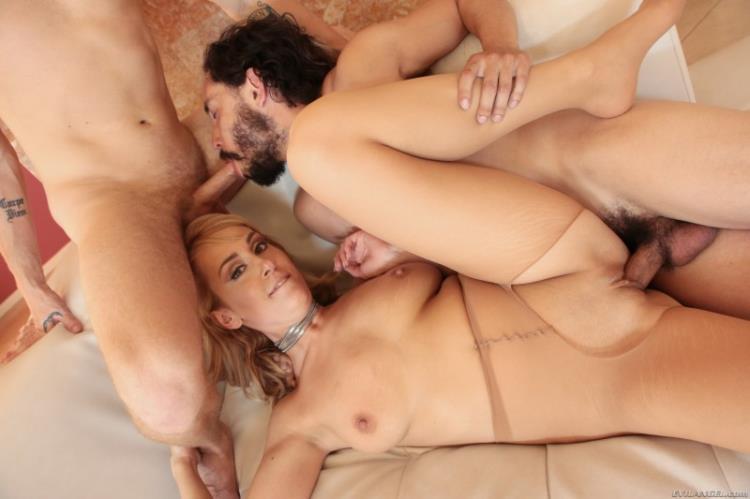 Maxim Law, Sebastian Keys, Jasper Stone - Bisexual Swinging Threesome Mandatory! [EvilAngel / HD]