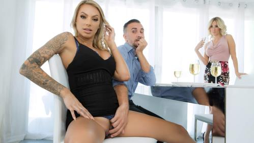 Juelz Ventura - Any Friend Of Yours Is A Friend Of Mine (19.09.2017/RealWifeStories.com / Brazzers.com/SD/480p)