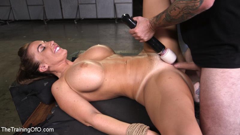 TheTrainingOfO.com / Kink.com: Richelle Ryan - Big Ass-ed MILF Richelle Ryan Trained and Fucked in Rope Bondage!! [HD] (2.32 GB)