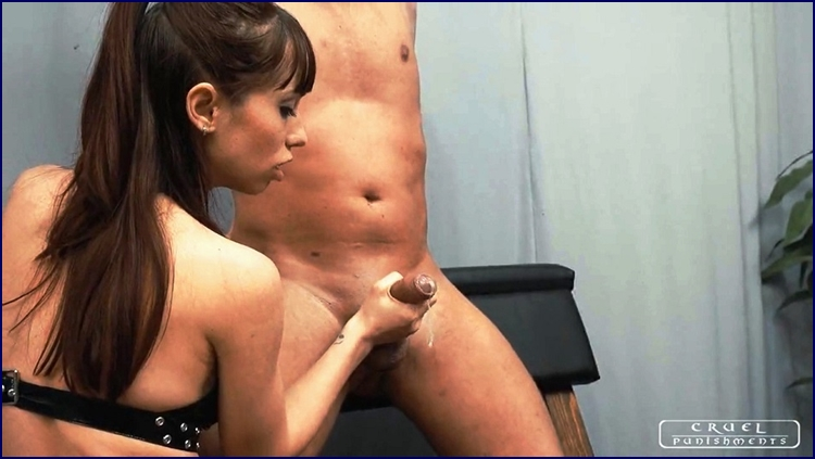 Mistress Nina - Pleasure with a little pain HD [Clips4sale, Cruel-punishments / HD]