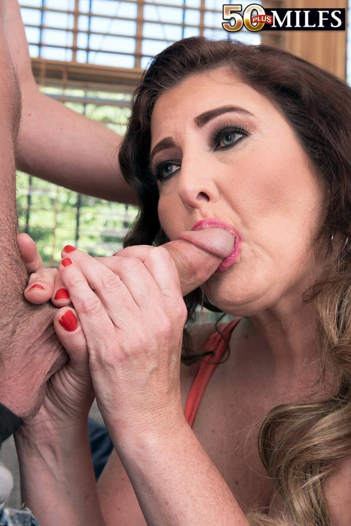 50PlusMilfs/PornMegaLoad - Josie Ray - An anal fucking for the busty first-timer [HD 720p]