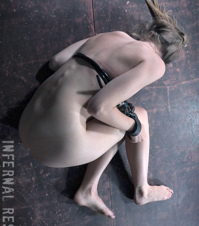 InfernalRestraints: Ashley Lane - Locked  [HD 720p]  (Bondage, BDSM)