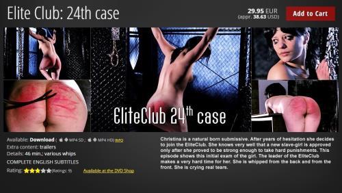 Elite Club: 24th case - Torture (SiteRip/ElitePain/HD720p)