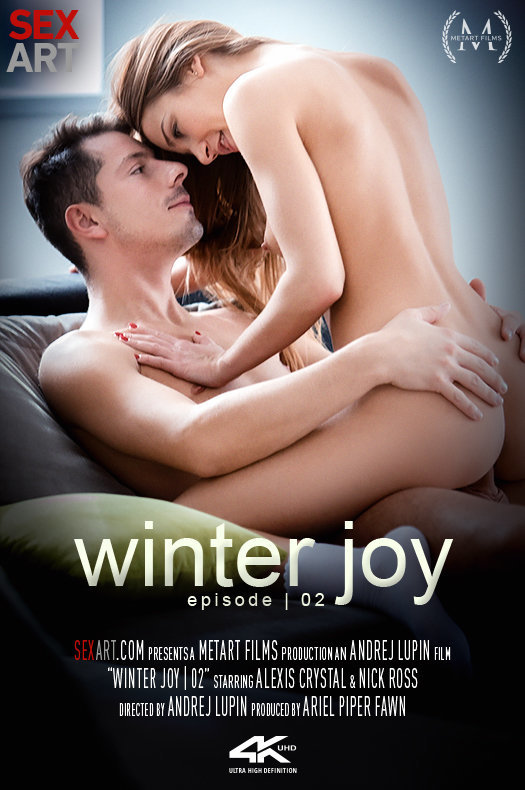SexArt.com / MetArt.com - Alexis Crystal aka Anouk - Winter Joy 2 [SD, 360p]