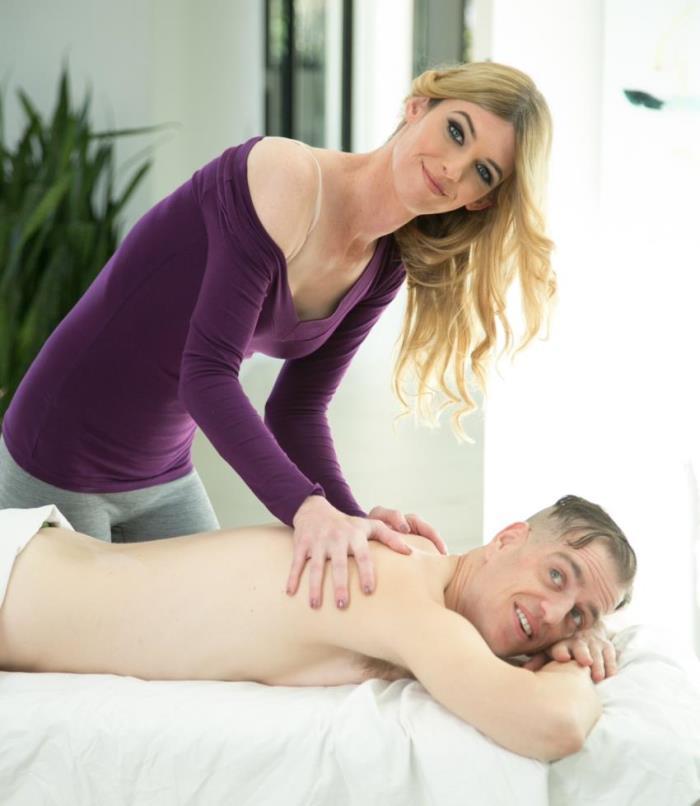 Transsensual -  Chad Diamond, Mandy Mitchell - Rescue Massage  [HD 720p]