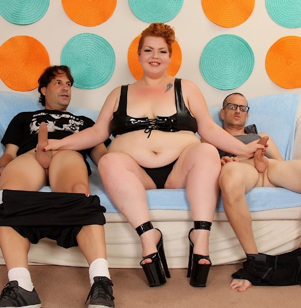 JeffsModels: Dp for the Bbw - (Velma Voodoo) BBW [FullHD 1080p]