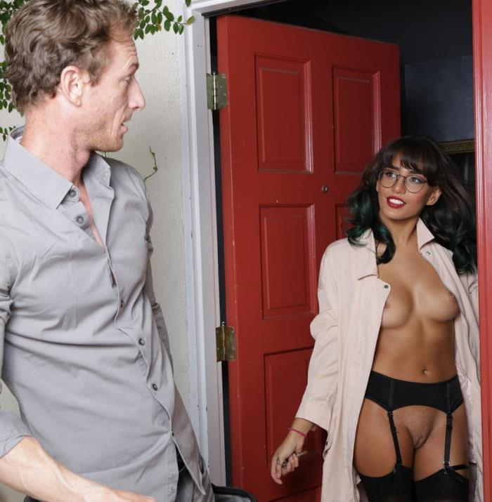 Janice Griffith - (BangbrosClips/BangBros) Unlocking That Pussy [HD 720p] - Interracial