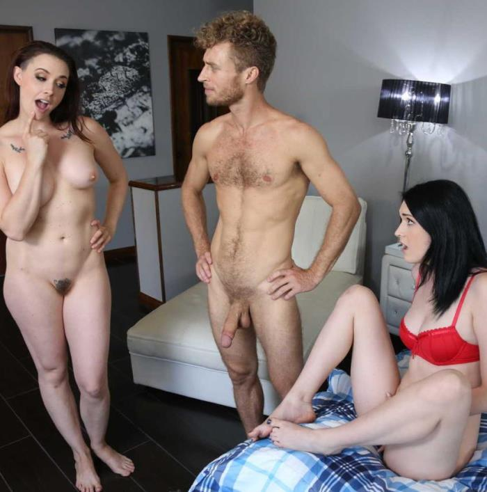 MomsBangTeens/RealityKings: Chanel Preston, Ivy Aura - Helping My Stepmom Finish  [HD 720p]  (Threesome)