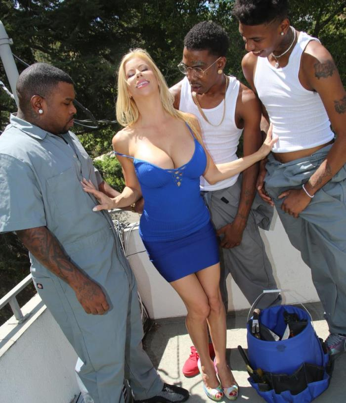 Alexis Fawx - (CuckoldSessions/DogfartNetwork) Cuckold Sessions [HD 720p] - Interracial