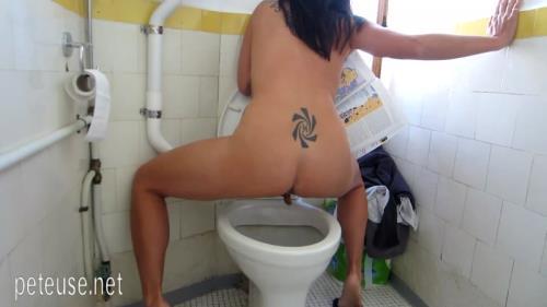 POV Pooping in Toilet [FullHD] - Scat