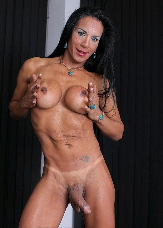 Trans500.com - Aline Ganzarolli / Solo Fun with Ms.Aline Ganzarolli [HD, 720p]