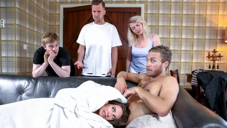 Cassidy Klein - How I Fucked Your Mother A DP XXX Parody Episode 5 [DigitalPlayground / SD]