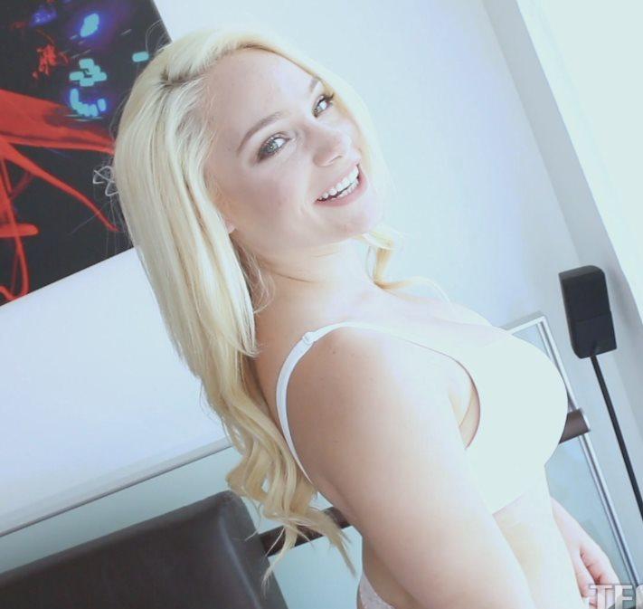 PovLife.com.com / TeamSkeet.com: Hadley Viscara - Buttering Up Blondie [SD] (438 MB)