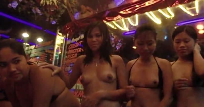 AsianSexDiary.com - Asian - Wild Night At The Bar [HD 720p]