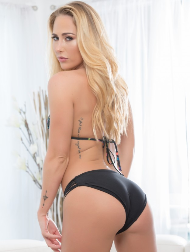 Carter Cruise - Fuck My Ass Harder - (2017/Drilled/HD/720p)
