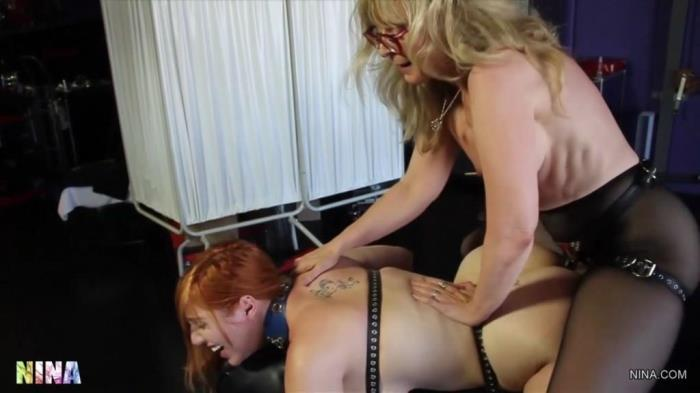 How to Touch a Woman with Nina Hartley and Lauren Phillips HD 720p