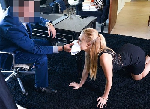Submissived - Alexa Grace - Im The Boss Of You [HD 720p]