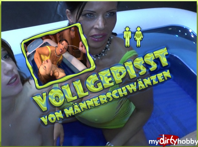 MyDirtyHobby/MDH - DaCada - Milf und Stieftocher vollgepisst  Milf and step-daughter peed [FullHD 1080p]