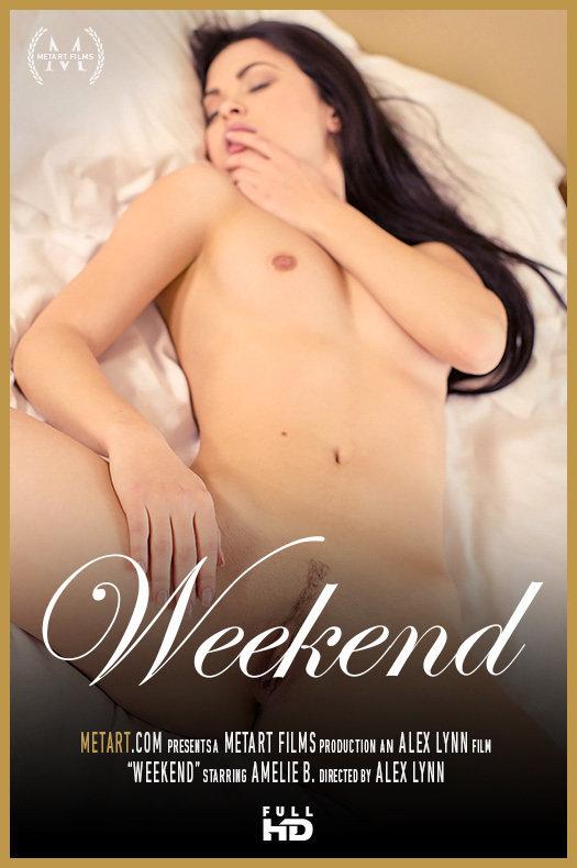 Amelie B - Weekend (MetArt)  [FullHD 1080p]