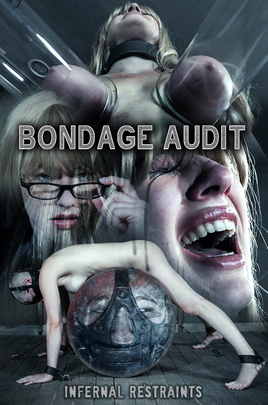 Riley Nixon - Bondage Audit - InfernalRestraints.com (HD, 720p)