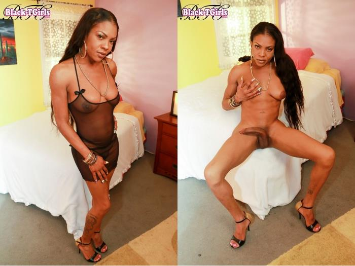 Ilza - Solo (Black-TGirls) HD 720p
