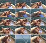 Eine Seefahrt die ist Lustig! Einzigartiger und gewagter-Public-Piss auf einem Boot! (HD 1072p)