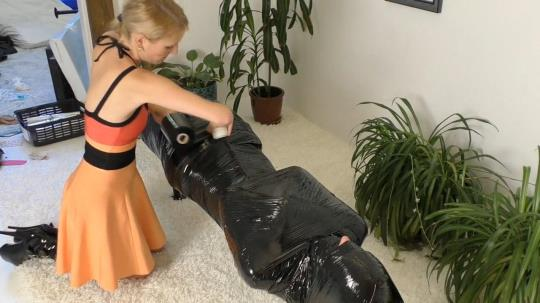 Clips4sale: Mistress Carlin - Human Sybian - Tease and Thank You (HD/720p/348 MB) 10.09.2017